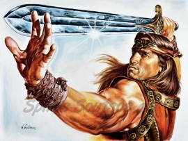 Conan_the_barbarian_painting_poster_arnold_scwharzenegger_portrait