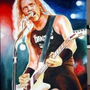 Metallica_painting_poster_process