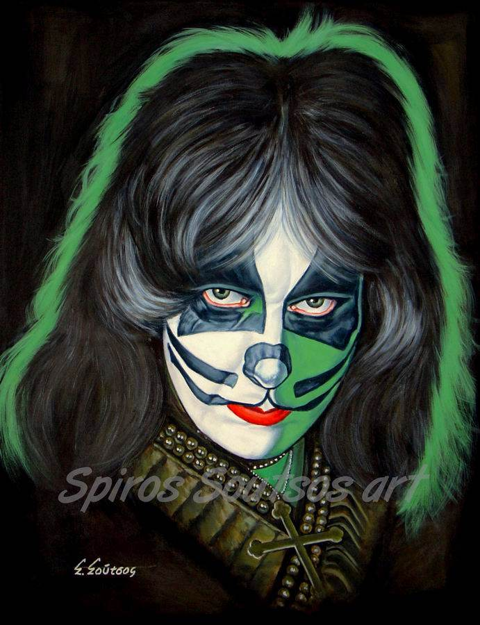Peter_Criss_painting_portrait_KISS