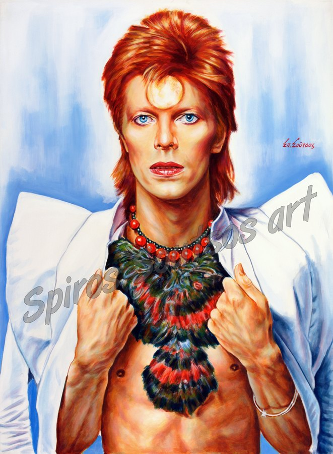David_Bowie_painting_portrait