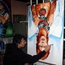 David_Bowie_painting_poster_spiros