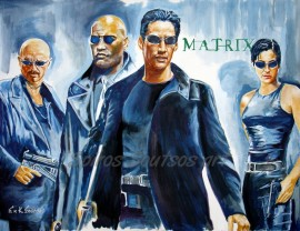 Matrix-movie_poster_painting