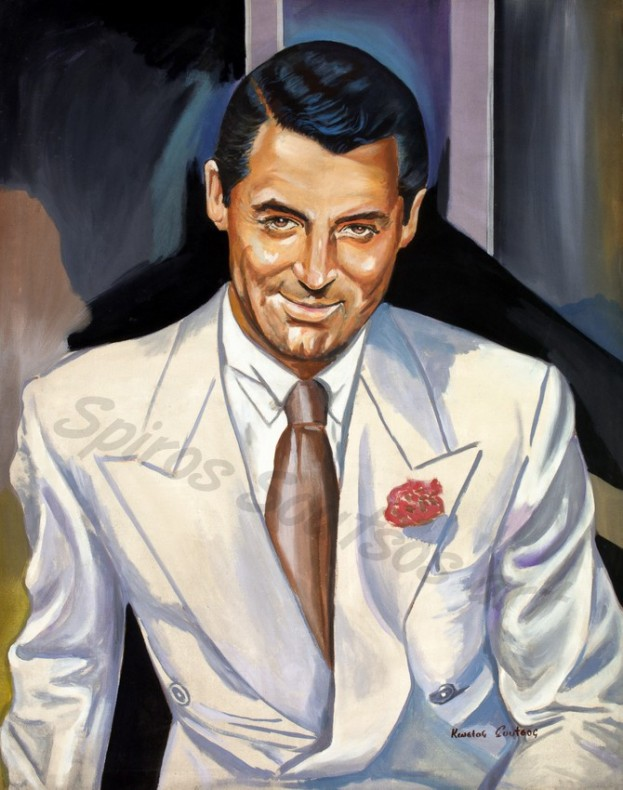 Cary_Grant_painting_portrait_poster