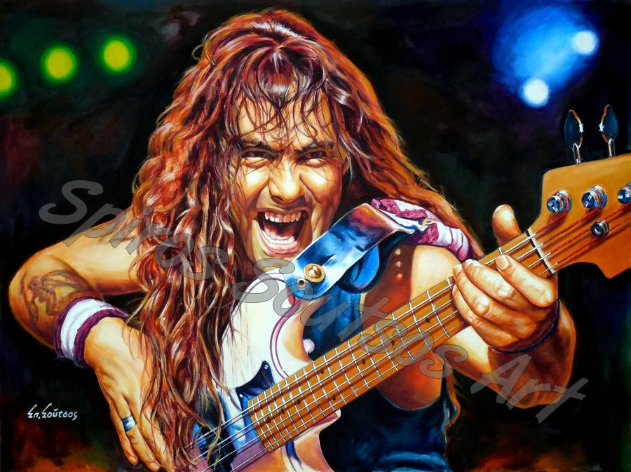 Steve_harris_poster_iron_maiden_painting_portrait_canvas_print