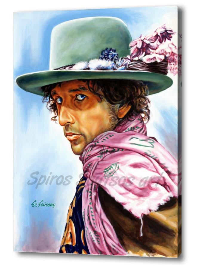 bob_dylan_canvas_print_poster_painting_portrait