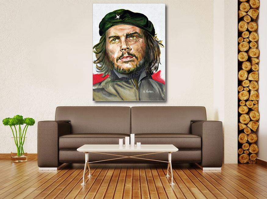 che_guevara_canvas_poster_print
