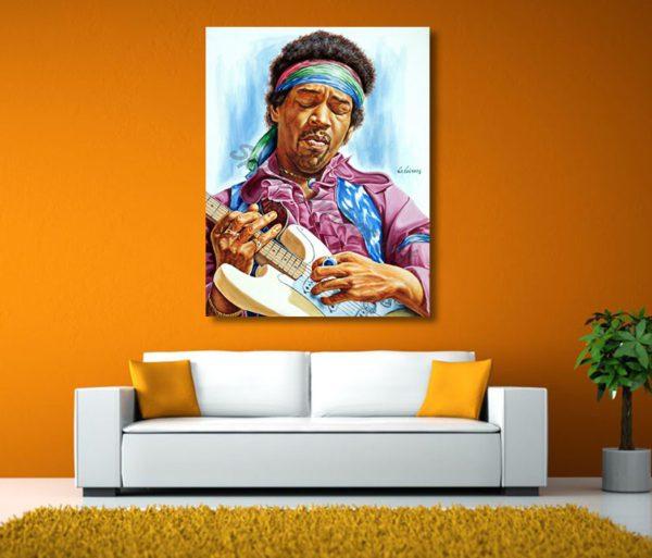 jimi_hendrix_canvas_print_yellow_sofa_painting