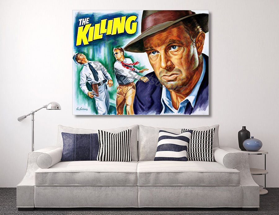 killing_film_noir_gangster_poster_canvas_print_sale_price