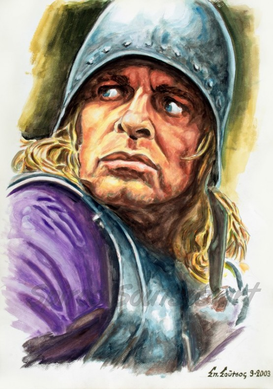 klaus_kinski_portrait_aguirre_wrath_of_god_painting_poster
