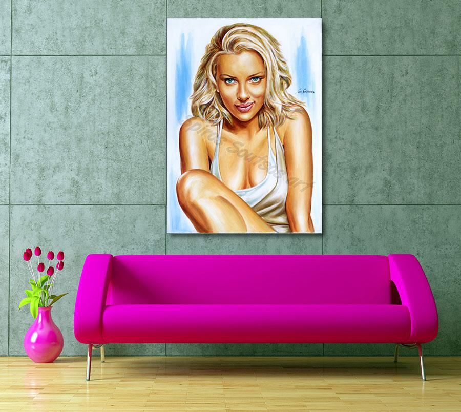 scarlett_johansson_canvas_print_sale_poster_portrait
