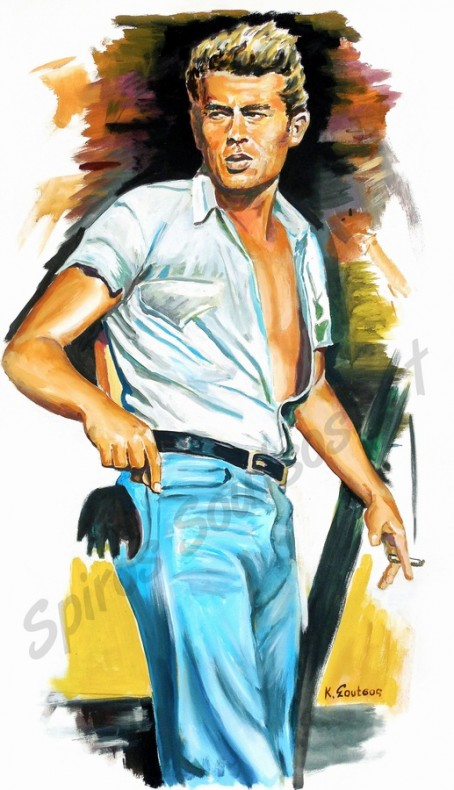 james_dean_giant_portrait_painting_movie_poster_canvas_print