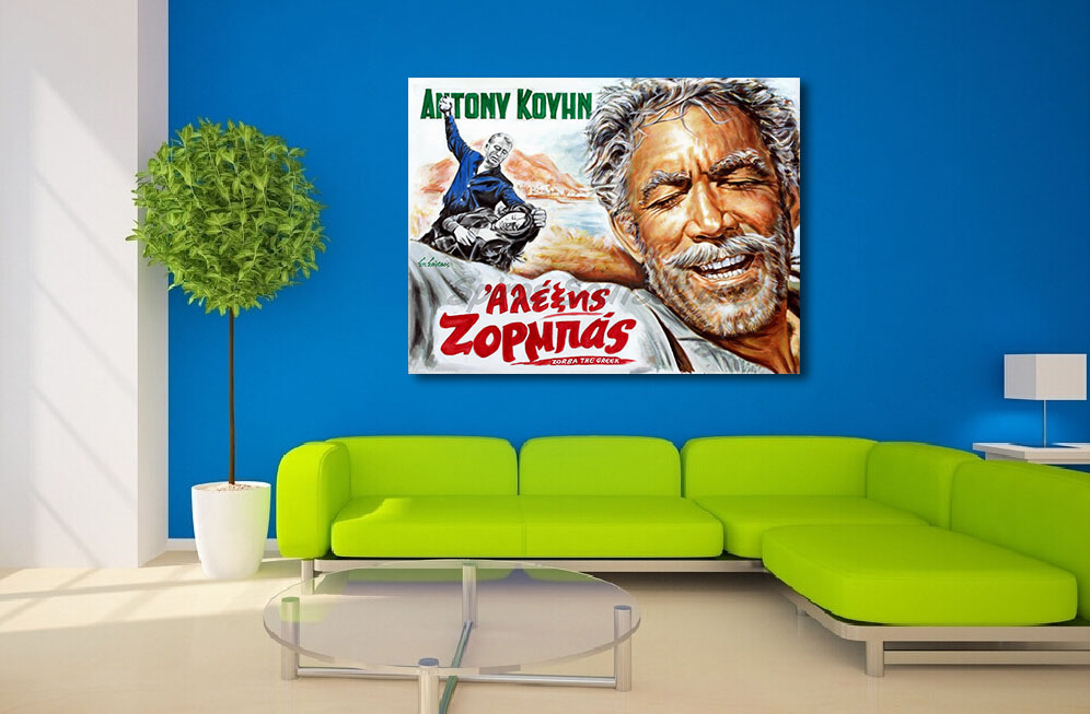 zorba_the_greek_poster_canvas_print_framed