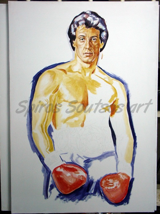 rocky_painting_poster