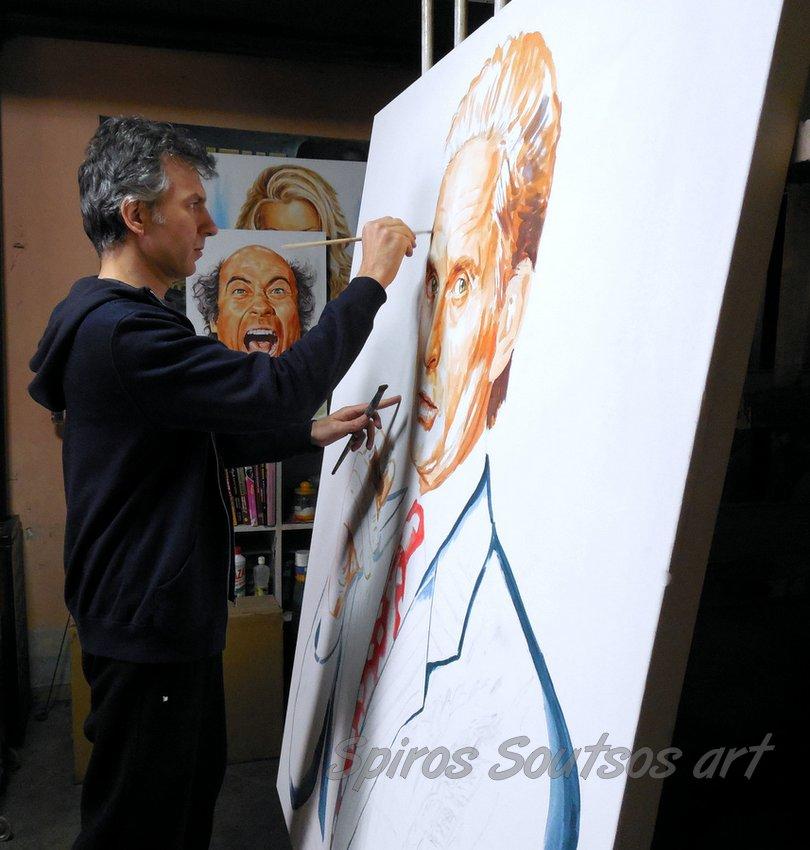 Gordon_Gekko_wall_street_portrait_painting_progress