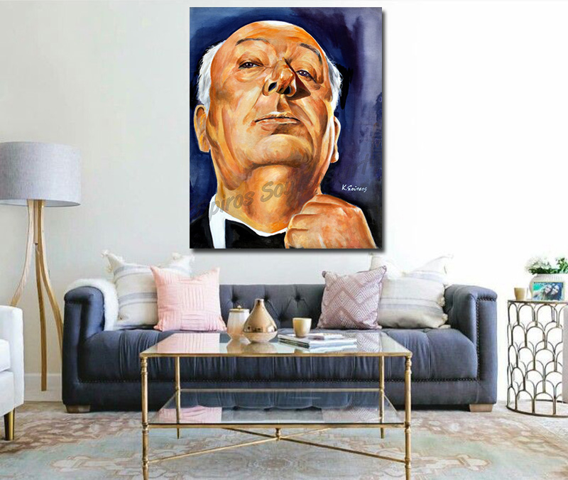 Alfred_hitchcock-painting_poster_portrait_acrylic_canvas_print_sofa