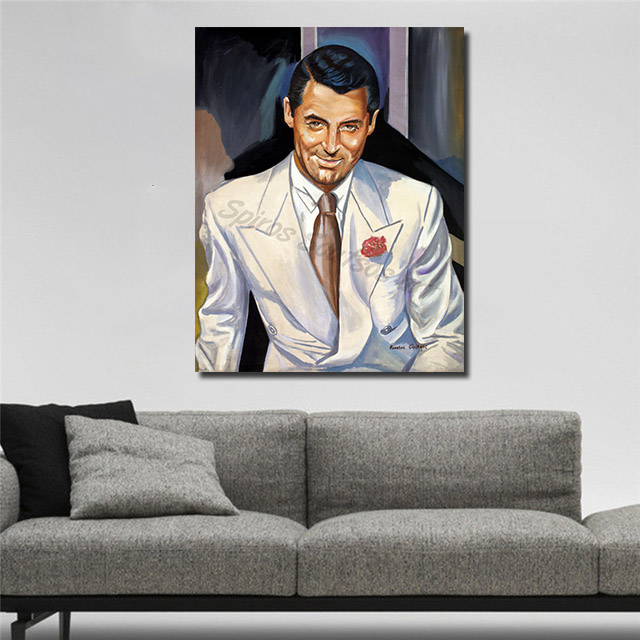 Cary_Grant_painting_portrait_poster_sofa