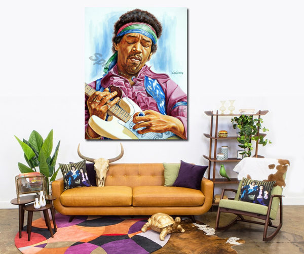 Jimi_Hendrix_painting_portrait_poster_canvas_print