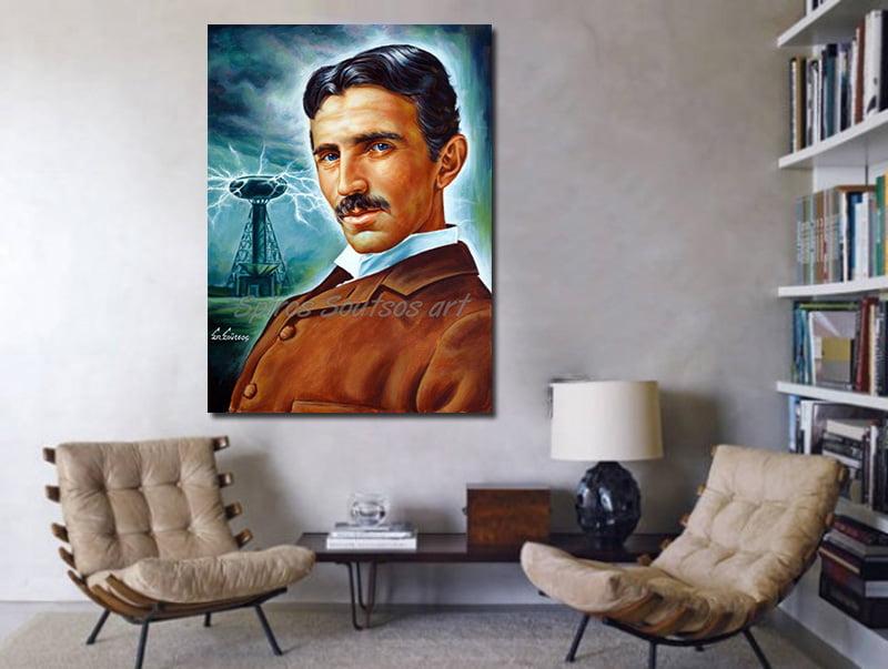 Nikola_Tesla_Tower_painting_portrait_canvas_print_poster_sofa1