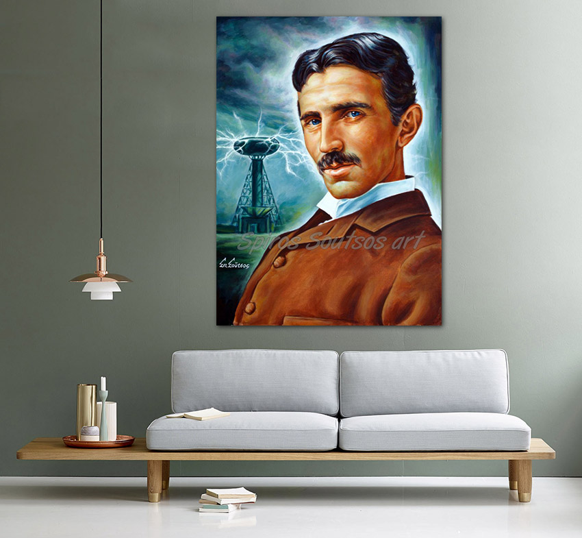Nikola_Tesla_Tower_painting_portrait_canvas_print_poster_sofa1