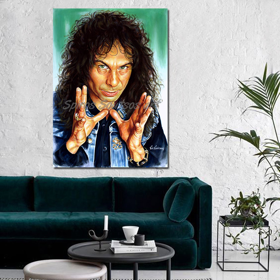 Ronnie_James_Dio_painting_portrait_poster_DECOR