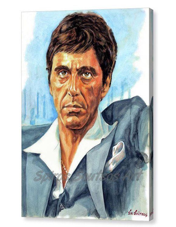 al-pacino-scarface-canvas-painting-poster-portrait-print