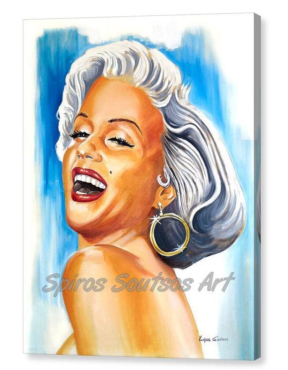 marilyn-monroe-kostas-soutsos-canvas-print_painting_poster_portrait