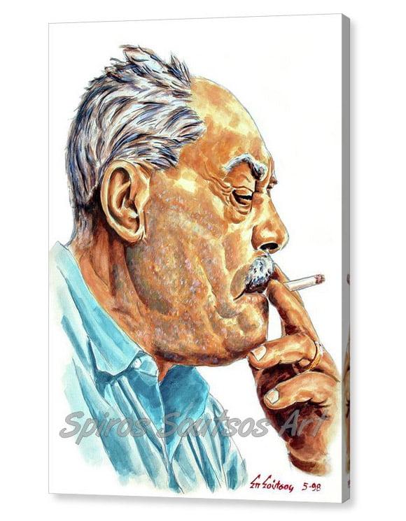 markos-vamvakaris-spiros-soutsos-canvas-print_painting_poster_portrait