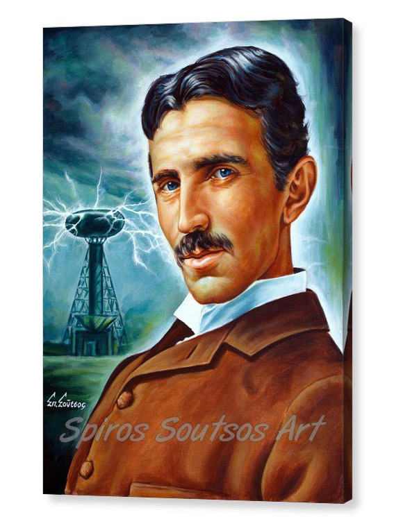 nikola-tesla-tower-of-tesla-spiros-soutsos-canvas-print_painting_poster_portrait