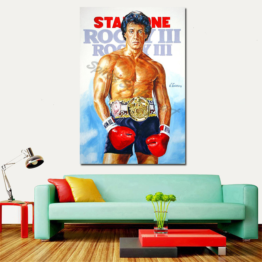 sylvester_stallone_rocky_movie_poster_painting_portrait_canvas_print_DECOR