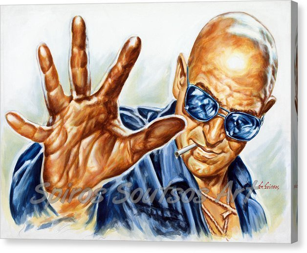 telly-savalas-spiros-soutsos-canvas-print_painting_movie_poster_portrait