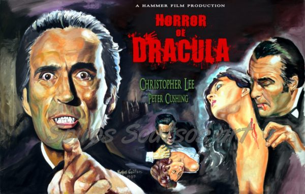 Christopher_lee_horror_of_dracula_movie_poster_painting