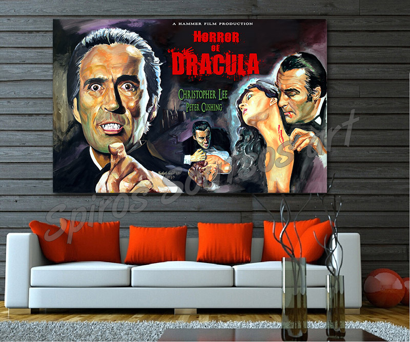 dracula_movie_poster_print_canvas_painting_decor