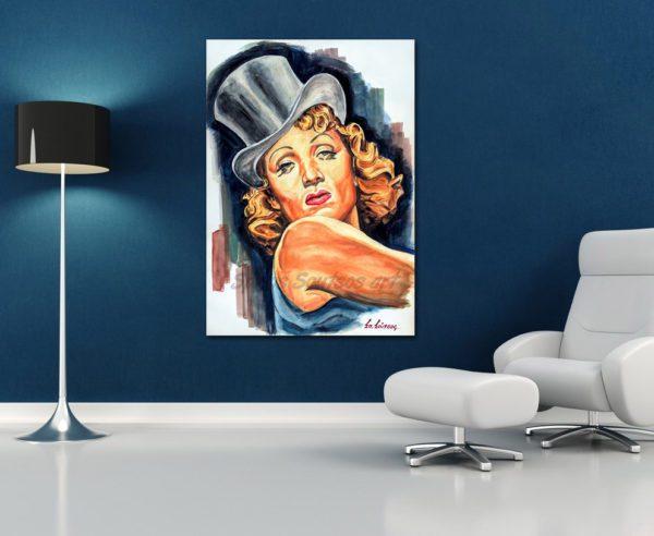 marlene_dietrich_blue_angel_canvas_print_modern_interior_design