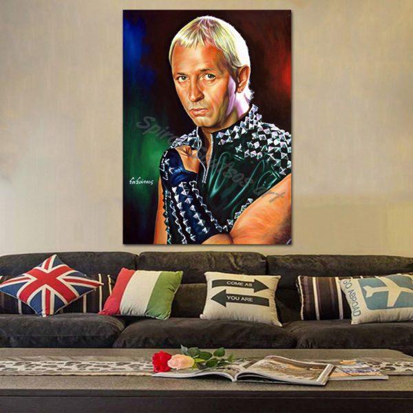 Rob_halford_judas_priest_painting_poster_portrait_canvas_decor_print