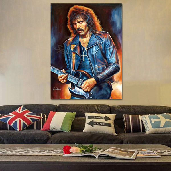 Tony_Iommi_painting_portrait_Black_Sabbath_poster_print_print_canvas