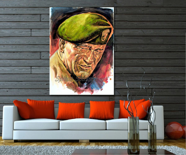 john_wayne_painting_portrait_green_berets_movie_poster_canvas_print_sofa