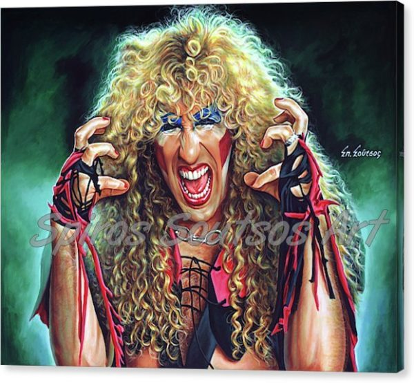 dee-snider-twisted-sister-canvas-print-painting-portrait-poster-art