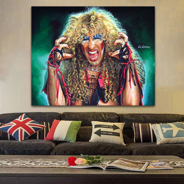 dee-snider-twisted-sister-canvas-print-painting-portrait-poster-wall-art