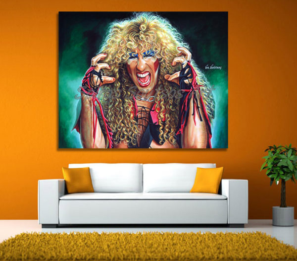 dee-snider-twisted-sister-canvas-print-poster-painting-portrait