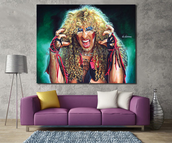 dee-snider-twisted-sister-canvas-print-poster-painting-portrait-sofa-art
