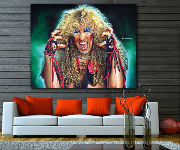 dee-snider-twisted-sister-canvas-print-poster-painting-portrait-wall-art